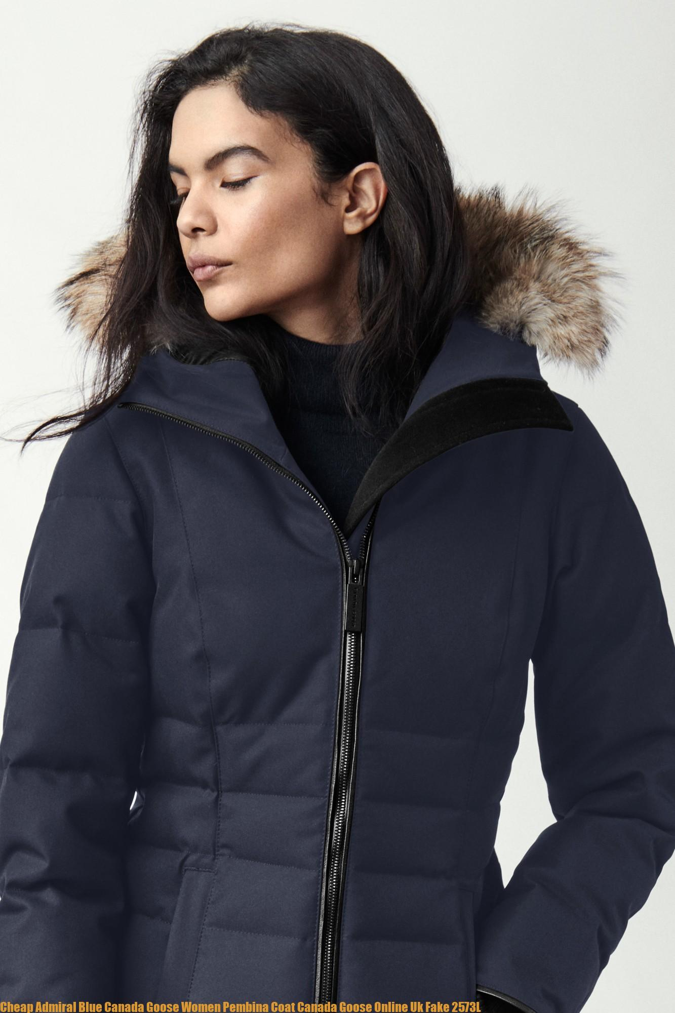 8e396d68565 Cheap Admiral Blue Canada Goose Women Pembina Coat Canada Goose Online Uk  Fake 2573L