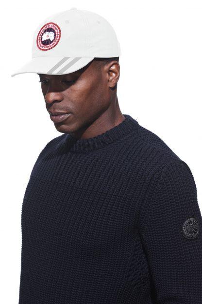 17e3434a709 High Quality White Canada Goose Hats 3L Reflective Cap Canada Goose Black  Friday Usa 6199M