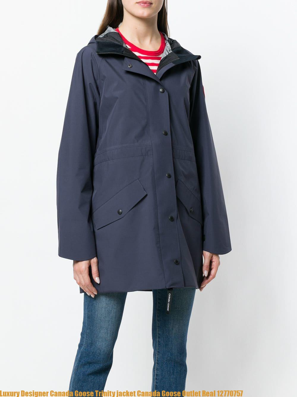 dc1adc56526 Luxury Designer Canada Goose Trinity jacket Canada Goose Outlet Real  12770757